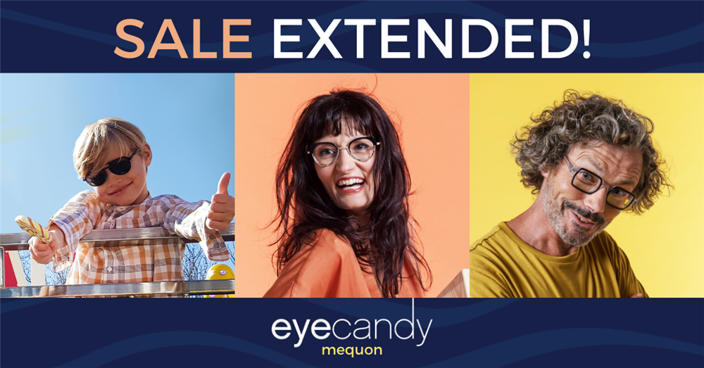 SALE EXTENDED! Eye Candy - Mequon