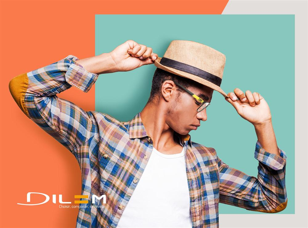 Dilem glasses for men