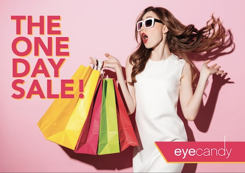 Eye Candy's One Day Sale