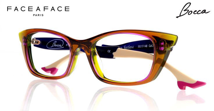 Face à Face designer eyewear for a new look with unique style and elegance.
