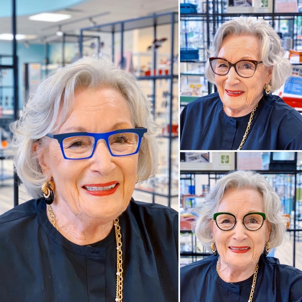 Fabulous and fashionable eyewear is for every age!