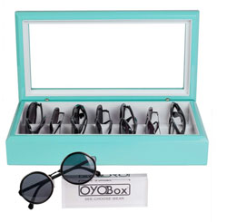 OYOBox organize and store your eyewear